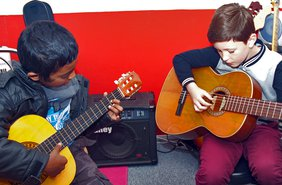 Guitar Lessons @ Loughborough Studios